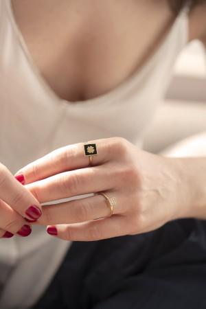 PLAYGROUND - LUCKY SHAMROCK - Luck Ring (1)