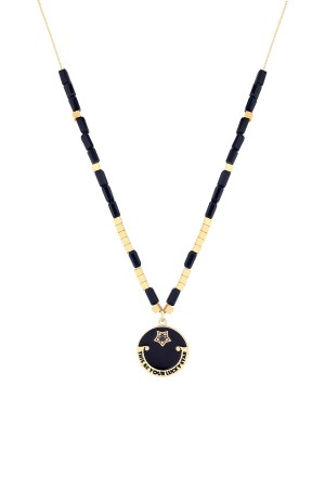 PLAYGROUND - LUCKY STAR - Medallion Necklace