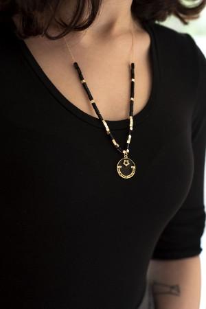 PLAYGROUND - LUCKY STAR - Medallion Necklace (1)