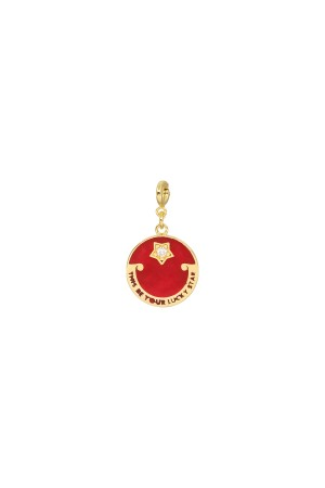 PETIT CHARM - LUCKY STAR - Red - Madalyon Charm
