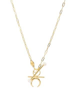COMFORT ZONE - LUNA-Chain Necklace