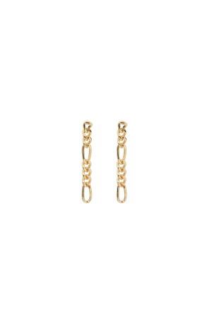 COMFORT ZONE - LYDIA - Chain Earrings