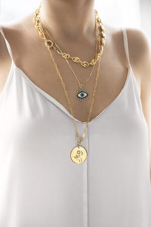 PLAYGROUND - MAGIC HAND - Medallion Necklace (1)