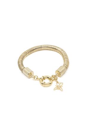 SHOW TIME - MAIA - Snake Chain Bracelet