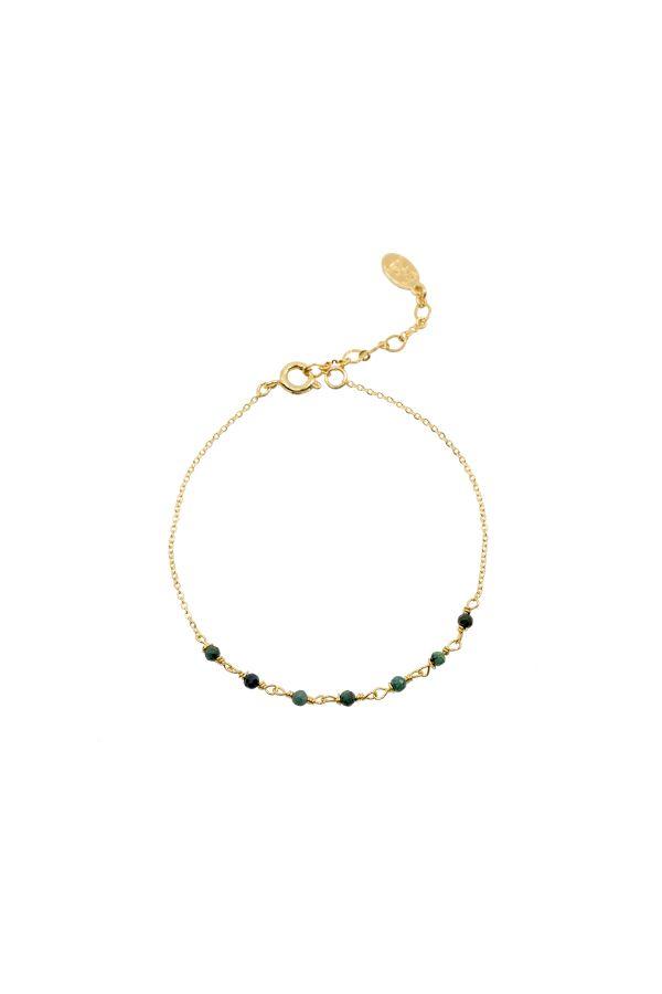 MALACHITE - Natural Stone Bracelet