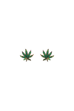 PLAYGROUND - MARI - Leaf Studs
