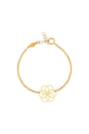 COMFORT ZONE - MERKABA - Chain Bracelet