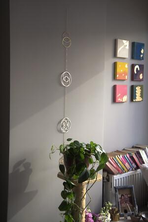 PETITE MAISON - MERKABA - Life Flower Wall Hanging