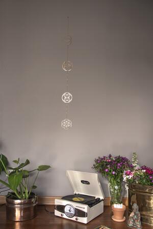 PETITE MAISON - MERKABA - Yaşam Çiçeği Duvar Süsü (1)