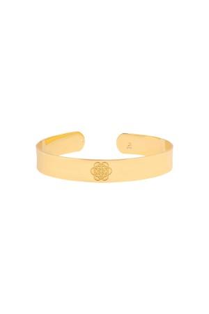 COMFORT ZONE - MERKABAH - FEMININE - Cuff Bracelet