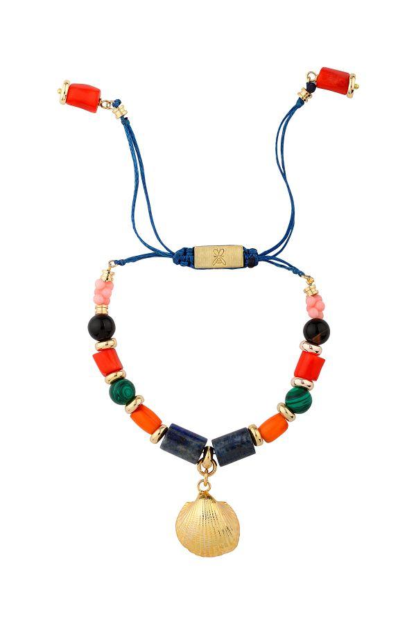 MERMAID - Multistone Statement Bracelet