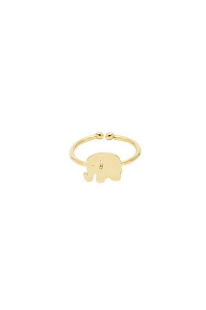 PLAYGROUND - MINI ELEPHANT - Adjustable Ring