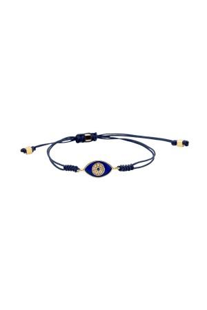PLAYGROUND - MINI BLUE - Evil Eye Bracelet