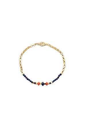 PLAYGROUND - MINI LAZULI - Natural Stone Bracelet