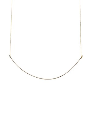 COMFORT ZONE - MINIMAL - Wire Necklace