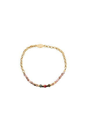 PLAYGROUND - MINI SAHARA - Stretch Beaded Bracelet