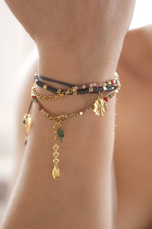 PLAYGROUND - MINI SAHARA - Stretch Beaded Bracelet (1)