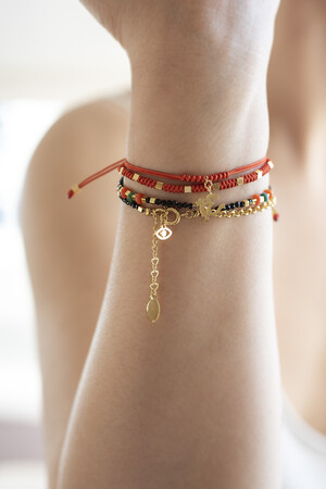 PLAYGROUND - MINI SPINEL - Multicolor Stone Bracelet (1)