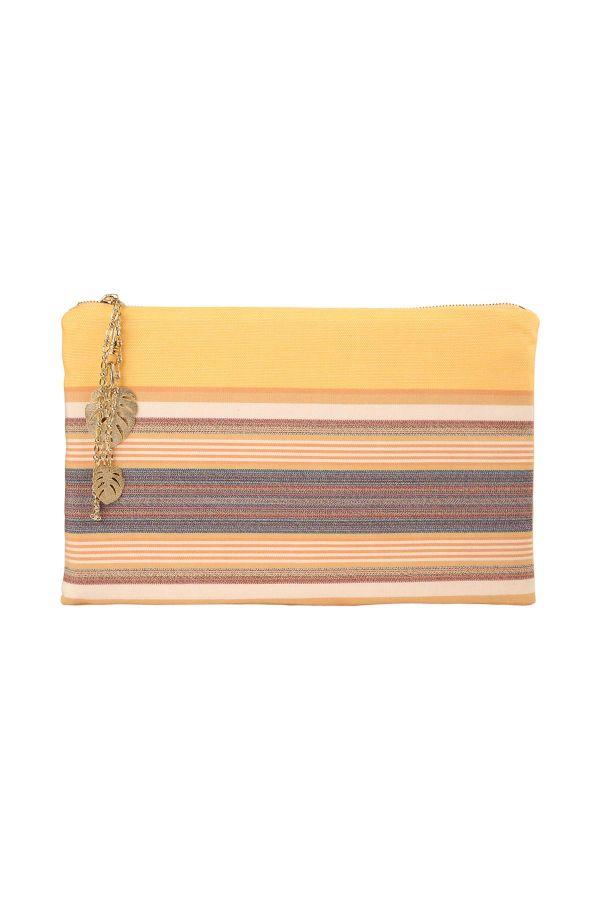 MONSTERA BAG - Clutch Bag