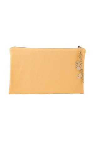 HAPPY SEASONS - MONSTERA BAG - Clutch Çanta (1)
