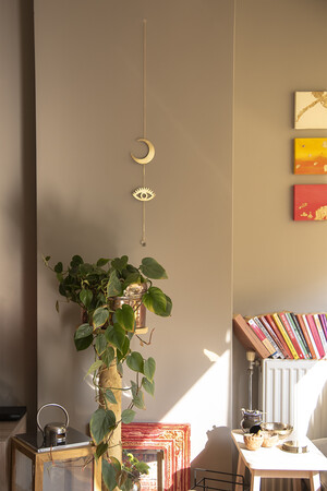PETITE MAISON - MOON CHILD - Eye and Moon Wall Hanging