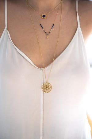 PLAYGROUND - MOONLIGHT - Minimalistic Necklace (1)
