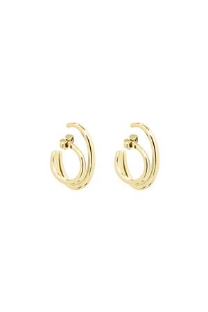 COMFORT ZONE - MUSE - Hoop Earrings