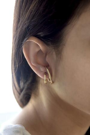 COMFORT ZONE - MUSE - Hoop Earrings (1)