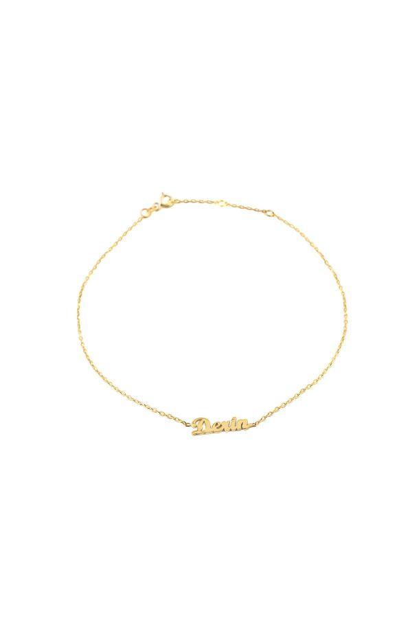 MY NAME - Ankle Bracelet