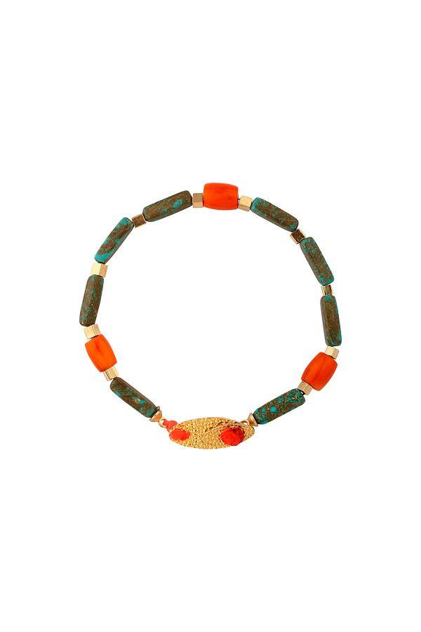 MYSTIC - Natural Turquoise Bracelet