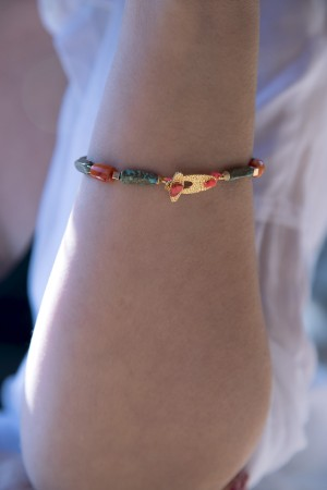 COMFORT ZONE - MYSTIC - Natural Turquoise Bracelet (1)