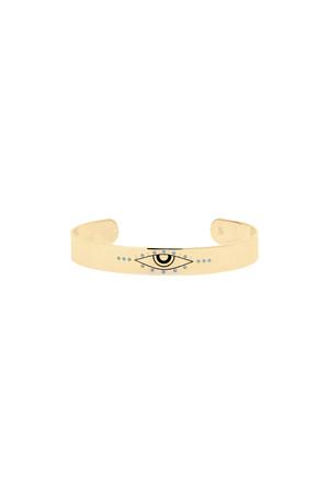 PLAYGROUND - NASİP - Colored Eye Cuff Bracelet