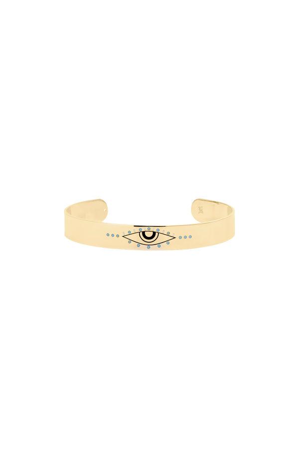 NASİP - Colored Eye Cuff Bracelet