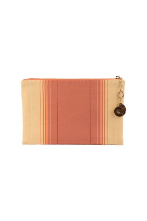 HAPPY SEASONS - NATURAL ORANGE - Clutch Bag
