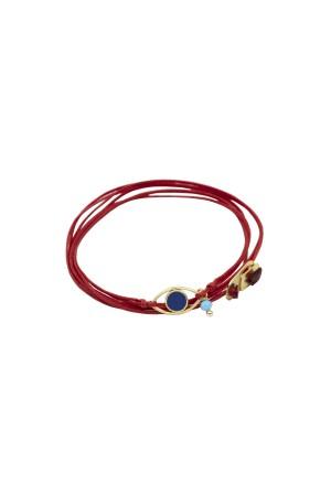PLAYGROUND - NAXOS - Evil Eye Wrap Bracelet