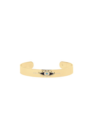 PLAYGROUND - NAZAR - Navy Blue Eye Cuff