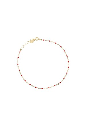 PLAYGROUND - NELIPOT - Red - Anklet