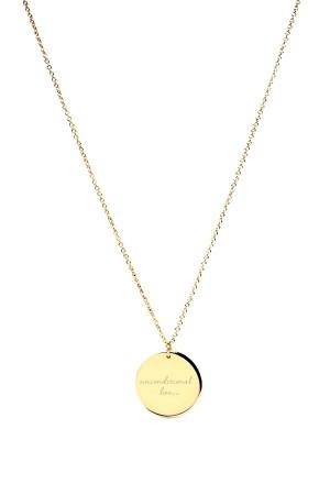 PETITE JEWELRY - NELLA SUE - Personalized Disc Pendant Necklace (1)