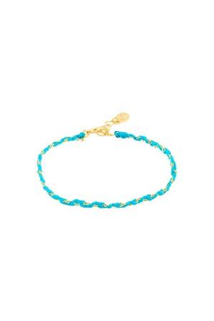 COMFORT ZONE - NILE - Hand Braided Bracelet