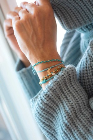 COMFORT ZONE - NILE - Hand Braided Bracelet (1)