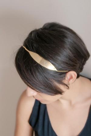 BAZAAR - OLIVE CHAIN - Hair Chain (1)