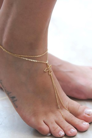 PLAYGROUND - OPEN WINGS - Barefoot Sandal (1)