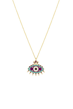 SHOW TIME - ORIENT - Eye Necklace