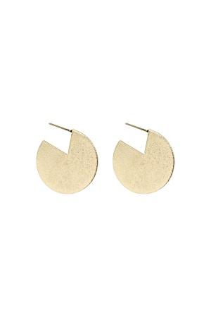 PLAYGROUND - PACMAN - Hoop Earrings