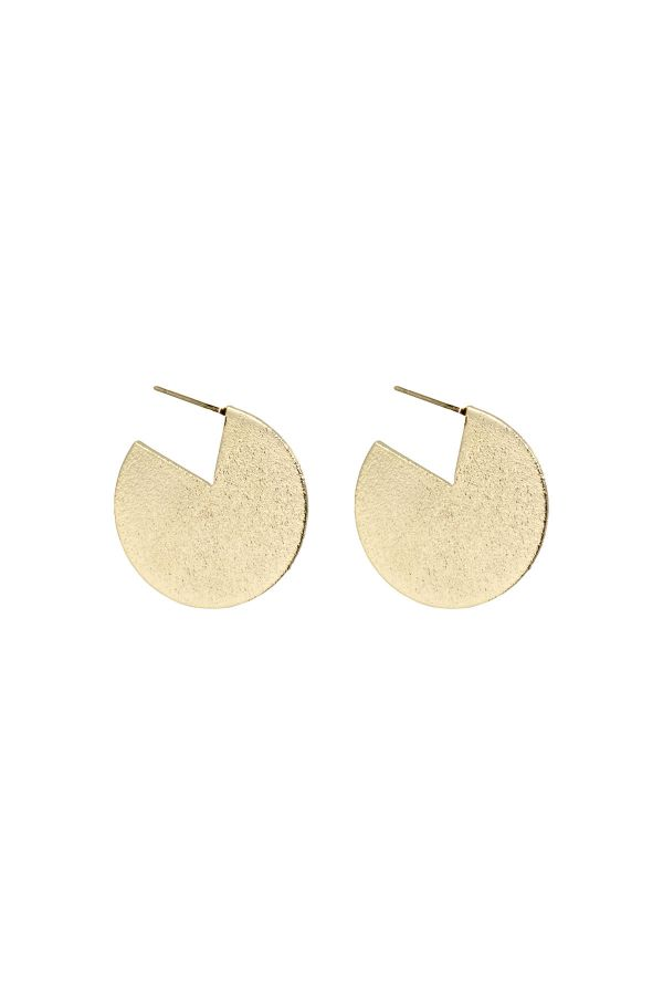 PACMAN - Hoop Earrings