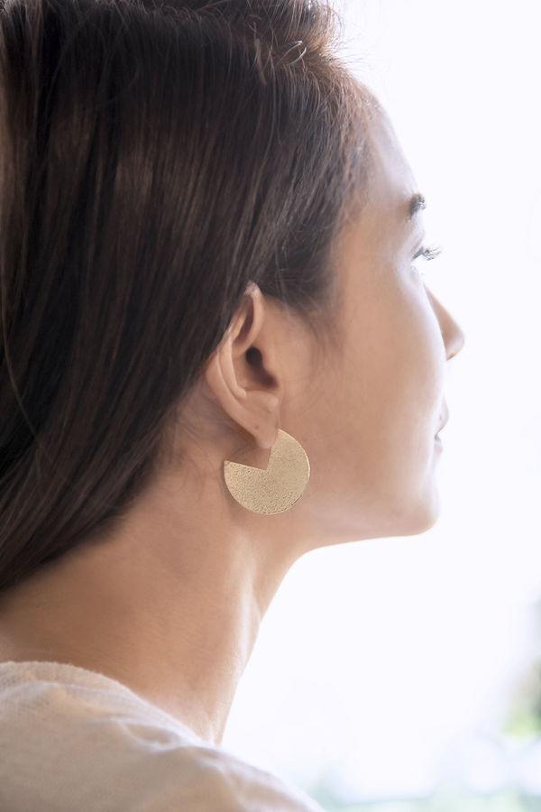 PACMAN - Hoop Earrings
