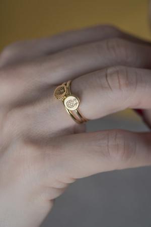 PLAYGROUND - PALMIER - Minimalistic Ring (1)