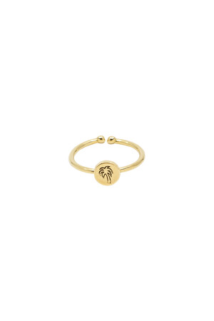 PLAYGROUND - PALMIER - Minimalistic Ring