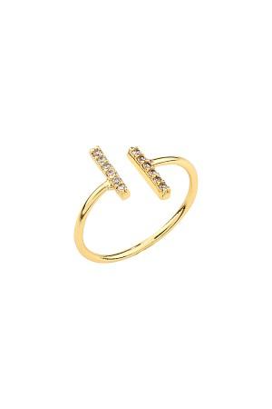 COMFORT ZONE - PARALLELE - Minimalistic Ring