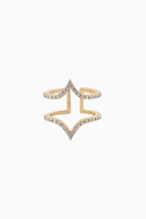 BAZAAR - PARANTHESIS - Adjustable Ring